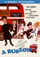 On the Buses - Hungarian Movie Poster (xs thumbnail)