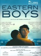 Eastern Boys - French Movie Poster (xs thumbnail)