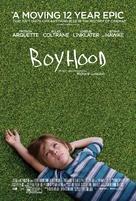 Boyhood - Movie Poster (xs thumbnail)