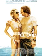 Fool's Gold - Spanish Movie Poster (xs thumbnail)