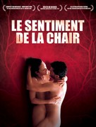 Le sentiment de la chair - French Movie Poster (xs thumbnail)
