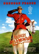Dudley Do-Right - Spanish Movie Poster (xs thumbnail)