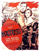 Watusi - French Movie Poster (xs thumbnail)