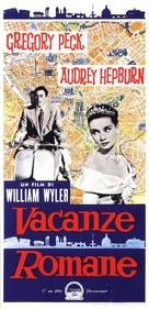 Roman Holiday - Italian Movie Poster (xs thumbnail)
