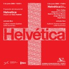Helvetica - Mexican Re-release poster (xs thumbnail)