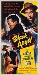 Black Angel - Movie Poster (xs thumbnail)