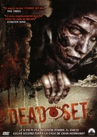 """Dead Set"" - Brazilian DVD cover (xs thumbnail)"