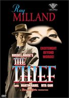 The Thief - DVD cover (xs thumbnail)