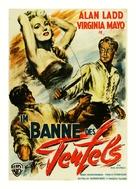 The Iron Mistress - German Movie Poster (xs thumbnail)