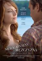 Irrational Man - Polish Movie Poster (xs thumbnail)