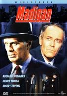 Madigan - DVD movie cover (xs thumbnail)