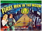 First Men in the Moon - British Movie Poster (xs thumbnail)