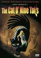 Il gatto a nove code - DVD cover (xs thumbnail)