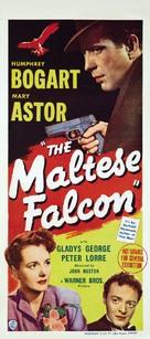 The Maltese Falcon - Australian Movie Poster (xs thumbnail)