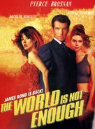 The World Is Not Enough - DVD movie cover (xs thumbnail)