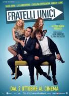 Fratelli unici - Italian Movie Poster (xs thumbnail)