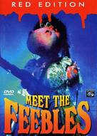 Meet the Feebles - DVD cover (xs thumbnail)