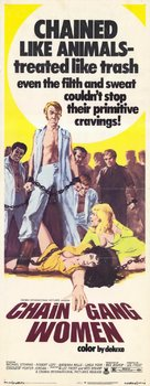 Chain Gang Women - Movie Poster (xs thumbnail)