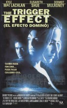 The Trigger Effect - Spanish VHS movie cover (xs thumbnail)