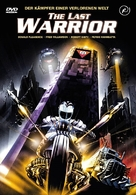 Warrior of the Lost World - German DVD cover (xs thumbnail)