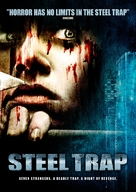 Steel Trap - Swedish Movie Poster (xs thumbnail)