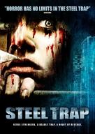 Steel Trap - Swedish Movie Poster (xs thumbnail)