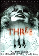 Thr3e - French Movie Cover (xs thumbnail)