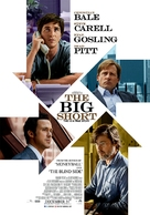 The Big Short - Lebanese Movie Poster (xs thumbnail)