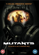 Mutants - British Movie Cover (xs thumbnail)