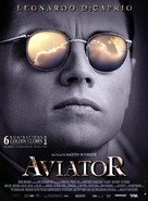 The Aviator - French Movie Poster (xs thumbnail)