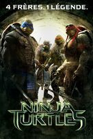 Teenage Mutant Ninja Turtles - French Movie Cover (xs thumbnail)
