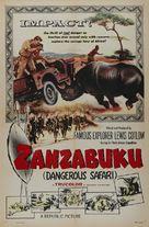 Zanzabuku - Movie Poster (xs thumbnail)