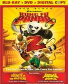 Kung Fu Panda: Secrets of the Masters - Blu-Ray movie cover (xs thumbnail)