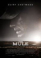 The Mule - Swedish Movie Poster (xs thumbnail)