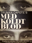 In Cold Blood - Danish Movie Poster (xs thumbnail)