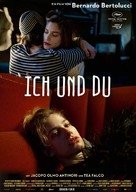 Io e te - German Movie Poster (xs thumbnail)