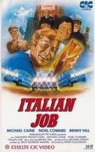 The Italian Job - Dutch Movie Cover (xs thumbnail)