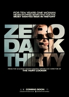 Zero Dark Thirty - British Movie Poster (xs thumbnail)