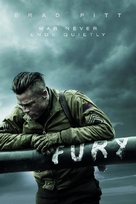 Fury - DVD cover (xs thumbnail)