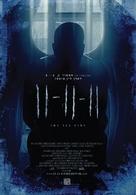 11 11 11 - Israeli Movie Poster (xs thumbnail)