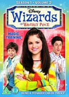 """Wizards of Waverly Place"" - British DVD movie cover (xs thumbnail)"
