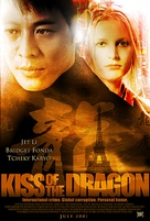 Kiss Of The Dragon - Movie Poster (xs thumbnail)