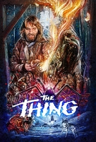 The Thing - Movie Cover (xs thumbnail)