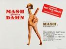 MASH - British Movie Poster (xs thumbnail)