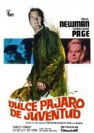 Sweet Bird of Youth - Spanish Movie Poster (xs thumbnail)