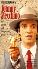 Johnny Stecchino - VHS cover (xs thumbnail)