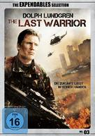 The Last Patrol - German Movie Cover (xs thumbnail)