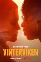 Vinterviken - Swedish Movie Poster (xs thumbnail)