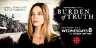 """Burden of Truth"" - Canadian Movie Poster (xs thumbnail)"