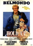 Hold-Up - French Movie Poster (xs thumbnail)